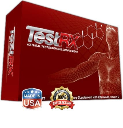 TestRX Review - #1 Natural Testosterone Booster 2021
